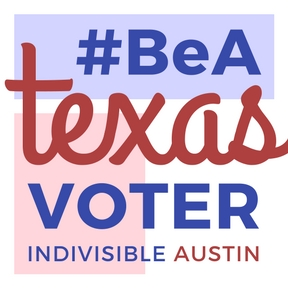 Be A Texas Voter