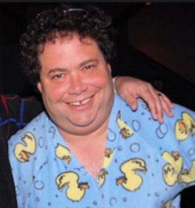 Blake Farenthold in Ducky Pajamas