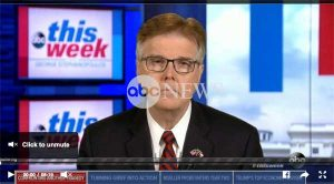 Dan Patrick's mug on ABC News