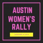 Austin Women's Rally January 19, 2019