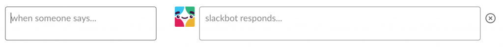 add new slackbot response