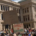 Austin Climate Strike: Invest in Nature
