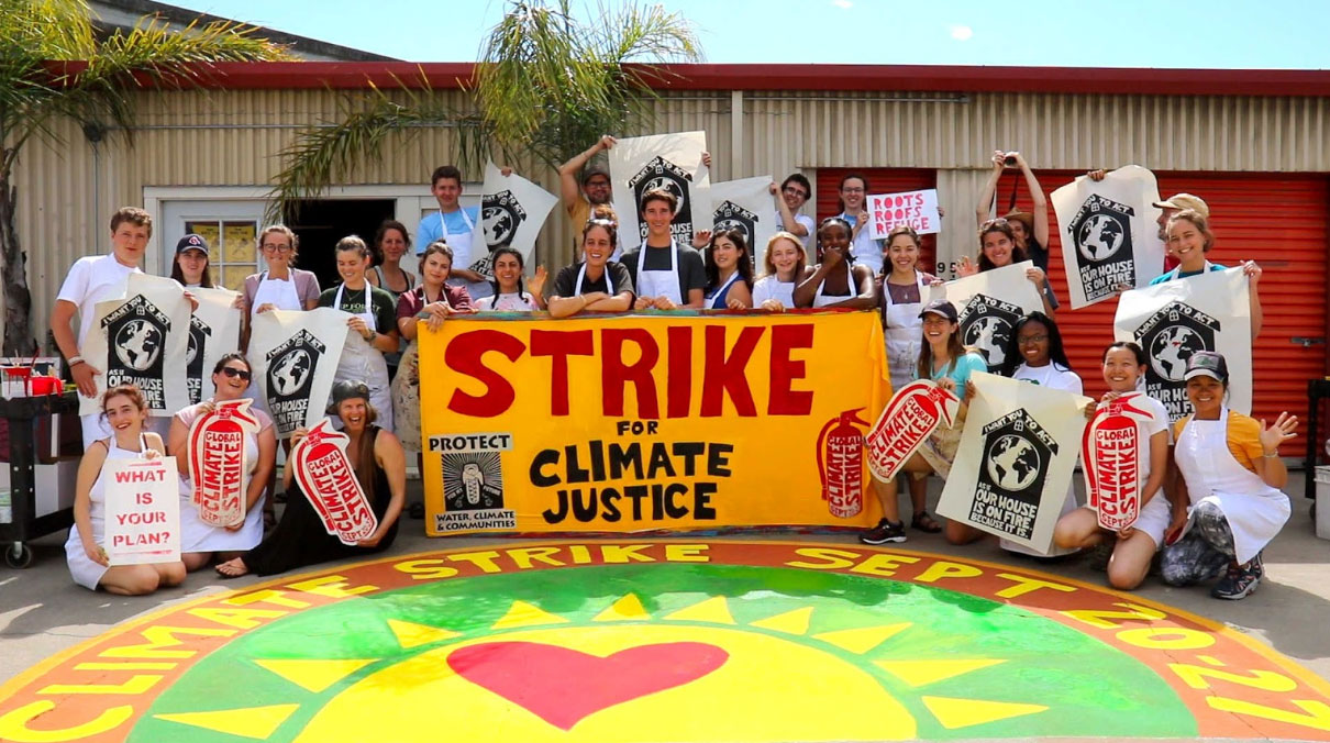 Join the Global Climate Strike! Impeach Brett Kavanaugh! And who's going to defeat John Cornyn?| Take Action Newsletter