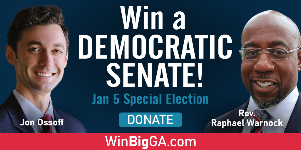 Win a Democratic Senate WinBigGA.com